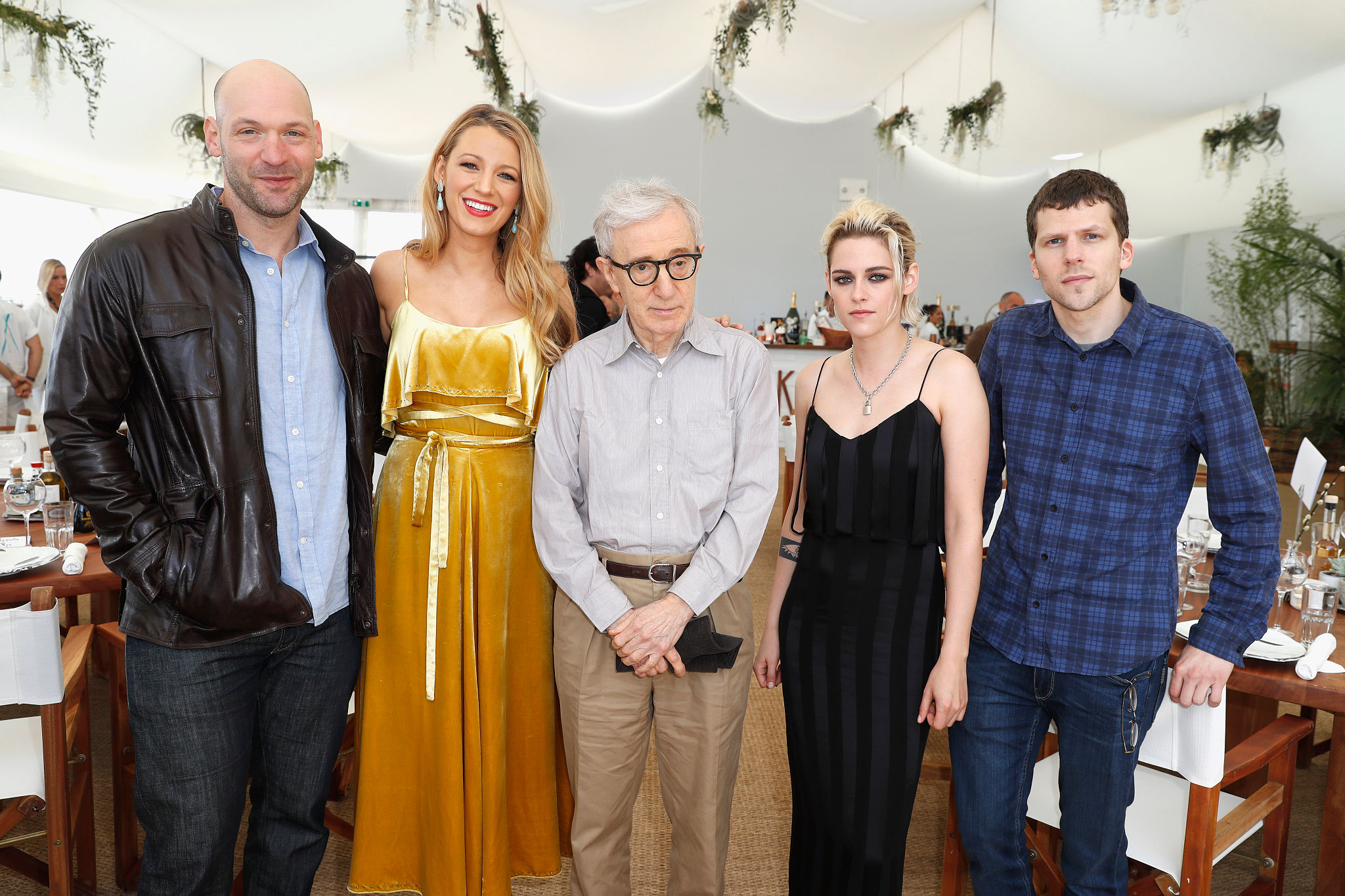 #CafeSociety luncheon at the Cannes Film Festival – May 12, 2016