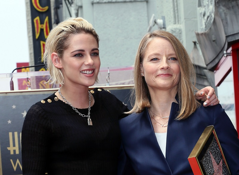 Hollywood Walk Of Fame Ceremony Honoring Jodie Foster – May 04, 2016