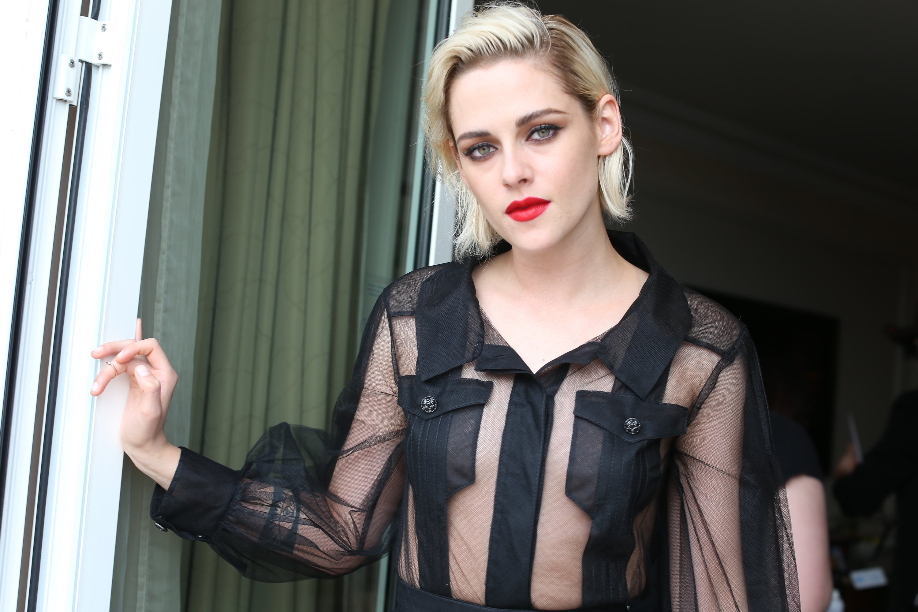 Vogue Goes Inside Kristen's Cannes Red Carpet Routine