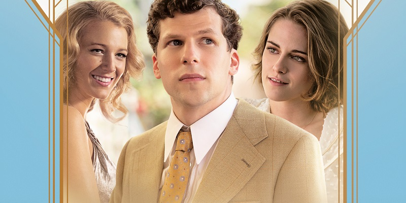 #CafeSociety UK Poster + Trailer