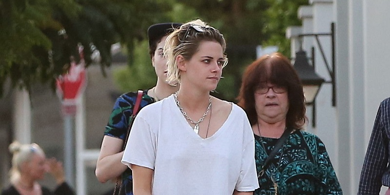 Candids – Out for dinner in West Hollywood – Aug 30, 2016
