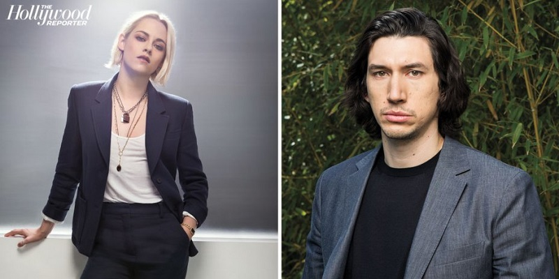 New York Film Festival to honor Kristen Stewart and Adam Driver at this year's festival