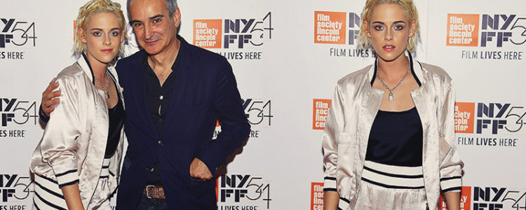 #PersonalShopper Premiere during the New York Film Festival – October 07, 2016