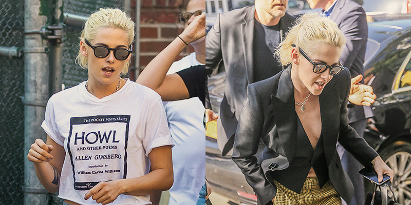 Candids – Out in NYC – October 06, 2016