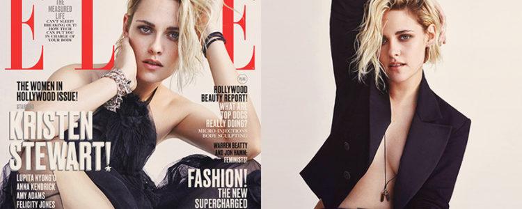 Kristen graces the Women in Hollywood ELLE USA cover – November 2016