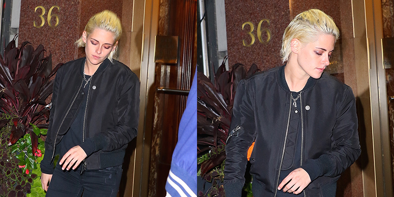 Candids – Out in NYC – October 13, 2016