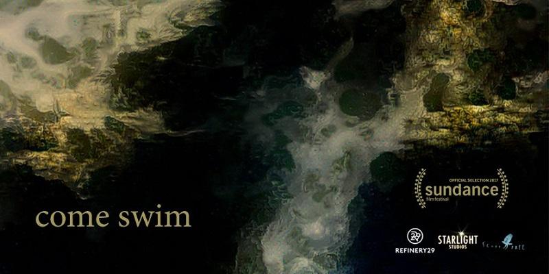#ComeSwim to premiere at the Sundance Film Festival
