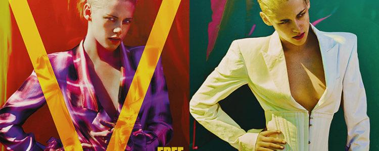 Kristen is on the cover of V Magazine N°106 : Free Spirit – Spring 2017