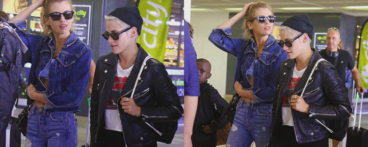 Candids – Arriving at Orly Airport in Paris – June 16th, 2017