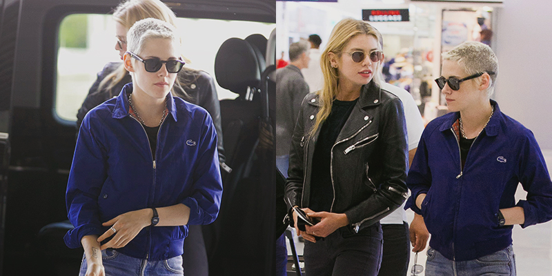 Candids – At Orly Airport in Paris – June 14th, 2017